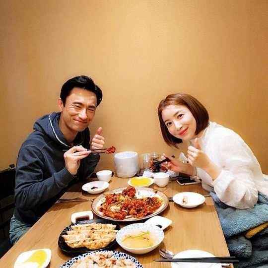윤세아X김병철, SKY캐슬과 180도 다른 수다타임[SNS★컷]
