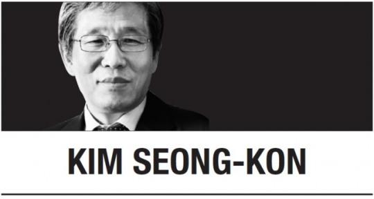 [Kim Seong-kon] The second-coldest winter: Seoul in 2018 뉴스