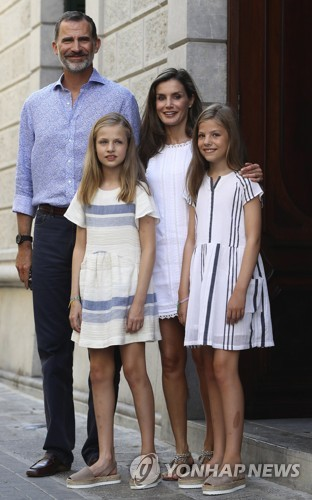 (FILE) SPAIN BIRTHDAY KING FELIPE VI