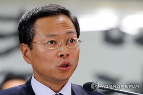 오세인 고검장 사의…¨검찰, 근본적 위기…국민 눈으로 보라¨