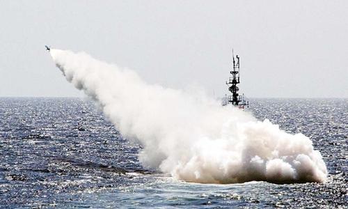 ¨中에 `안방` 내줄라¨…인도, 중거리 대함미사일 대량 도입