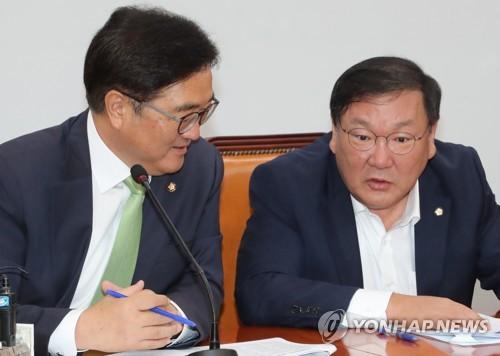 與, 쟁점 국정과제 TF 13개 출범…원전·최저임금 TF 순차 가동