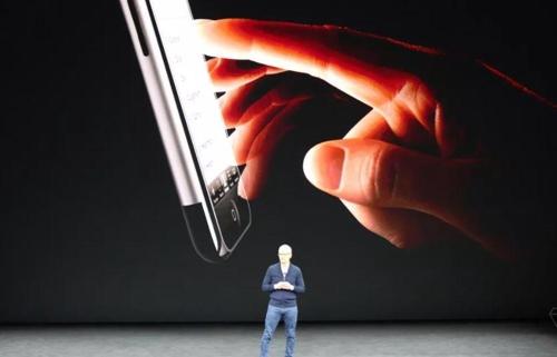 애플 아이폰X 공개…페이스ID·OLED디스플레이 도입(1보)