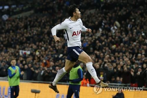 손흥민, 에버턴전 `리그 홈 5경기 연속골`…시즌 11호(종합)