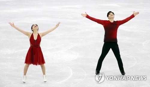 올림픽 올림픽 연기 마친 시부타니 남매