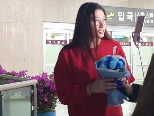 올림픽 `휴가` 김연경 ¨낯선 동계종목 응원·스노발리볼 즐기려고요¨