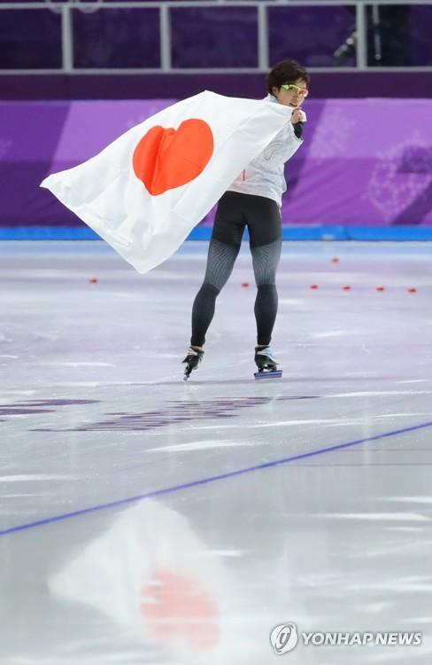 [올림픽] 은메달 차지한 고다이라
