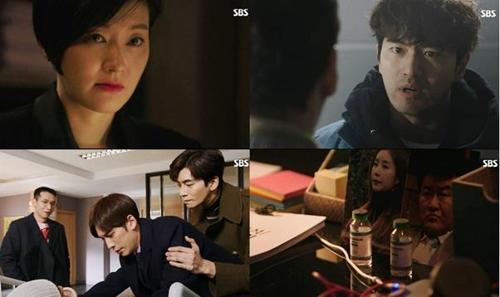 주인공 교체한 SBS `리턴` 17%…박진희 엔딩에 등장