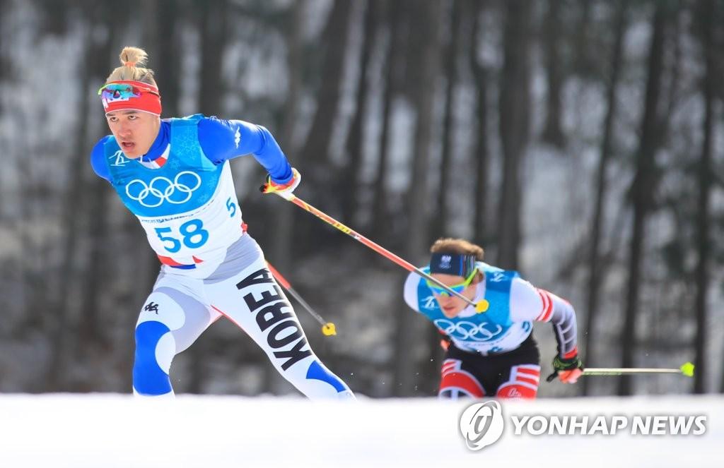 김마그너스 한국 선수 아닌 노르웨이 선수로 뛴다