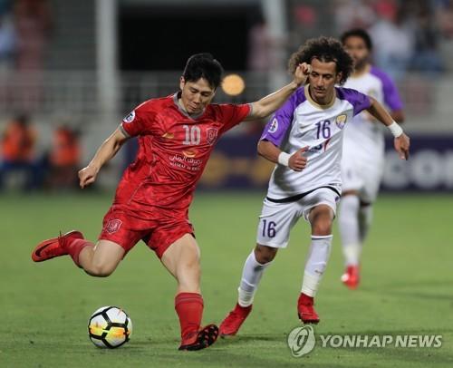 알두하일, AFC 챔스리그 8강 진출…남태희는 자책골 유도