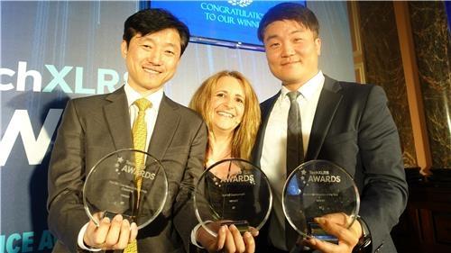 KT, 글로벌 어워드서 '5G 코어망 기술상' 등 3개 수상