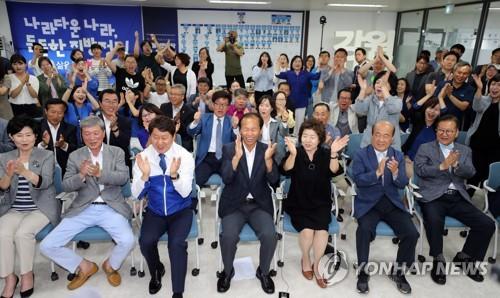 강원 '보수불패' 깨졌다…정치지형 지각변동