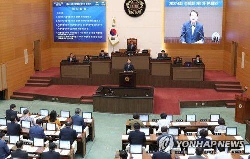 서울시의회도 민주당이 싹쓸이…110석 중 102석 차지종합
