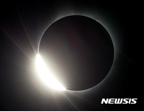 달에 덮인 태양