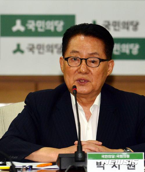 """박지원 """"靑, 박성진·류영진 살리려다 김이수 부결"""""""
