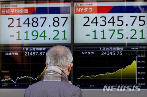 일본 증시, 뉴욕 증시 반등·엔저에 0.95% 상승 개장