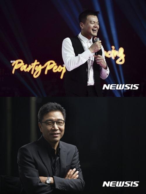'연예계 주식부자' 박진영·이수만·양현석 희비 교차…박순애·함연지도 대폭 상승
