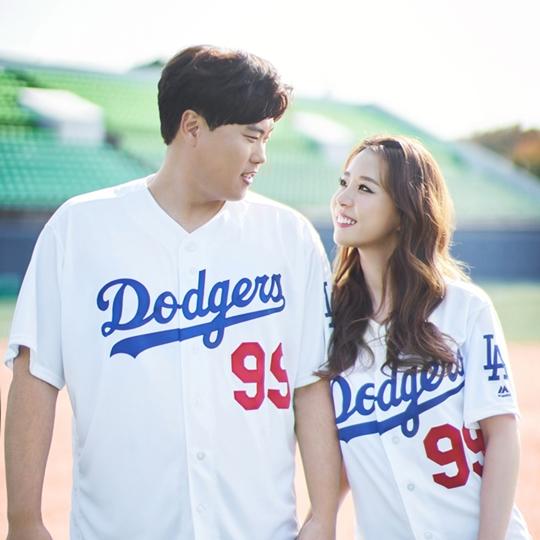 류현진 ♥ 배지현… 부활의 날개 펼친 사랑의 힘