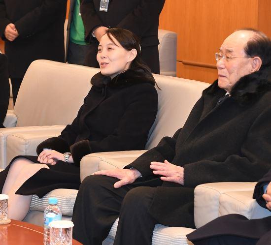 김여정 평창올림픽 때 만삭…남북회담 전 둘째 낳았을 듯