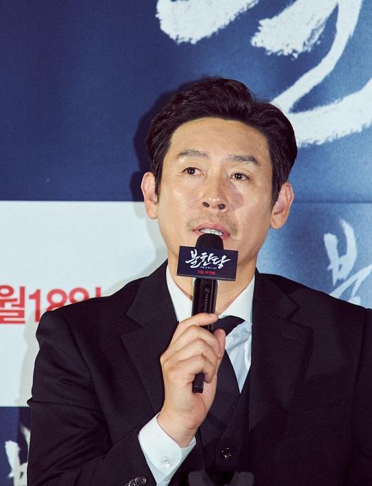 """설경구 """"난 천운 받은 배우… '불한당' 韓영화계에 큰 획"""""""