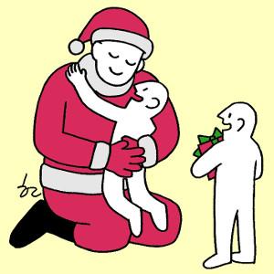 겨자씨 산타클로스