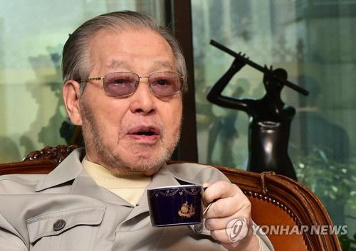 김종필, 기력 약해져 입원…¨금명간 퇴원¨