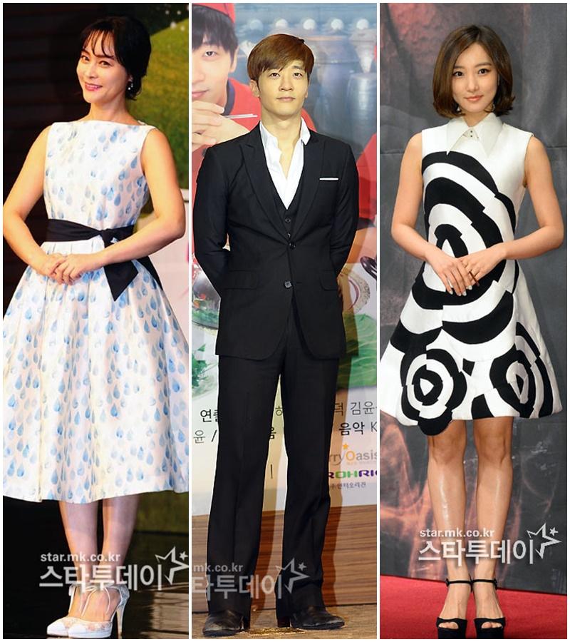 """SBS 측 """"우희진·이인혜·알렉스, 새 아침드라마 '나도 엄마야' 출연"""""""