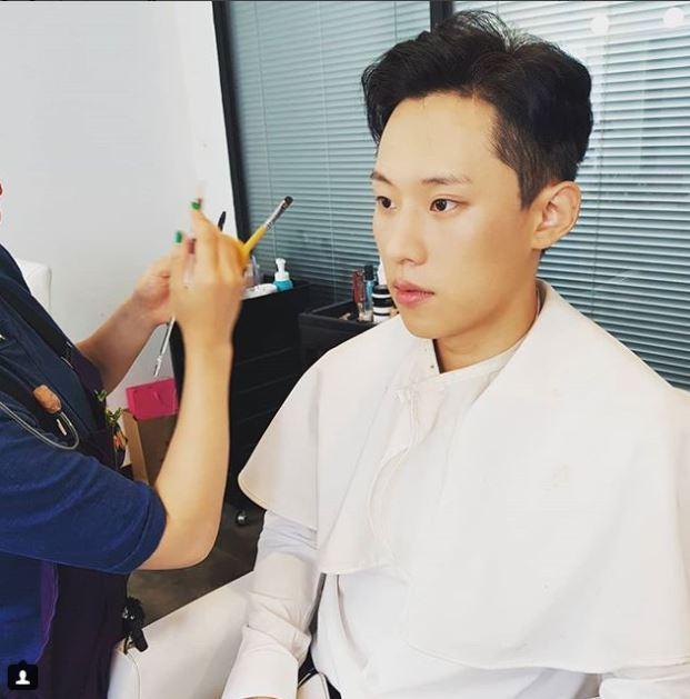 """이시언, '투제니' 김성철 응원…""""우리 성철이 마지막 신 잘 찍고 와"""""""