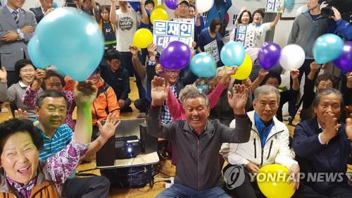 경남서 文·洪 득표율 차이 0.5%···경남 정치지형 변하나