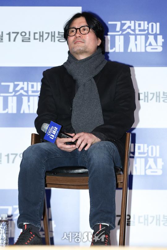 최성현 감독, `입봉작이에요` (그것만이 내 세상)