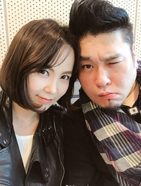 `라디오스타` 김지우, 남편 레이먼킴과의 독특한 화해법은?