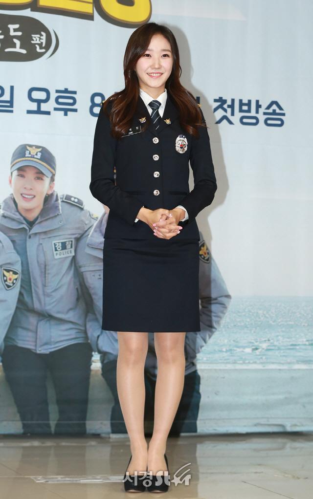 장예인 `미소가 장예원하고 똑같네` 시골경찰3