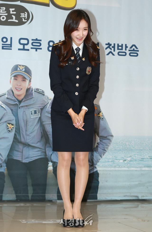장예인 `수줍은 미소가 귀여워` 시골경찰3