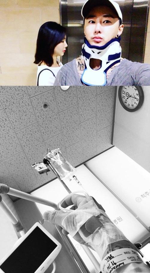 """[SE★PIC] """"전신마취 수술만 5번째""""···간종욱, 희귀성 난치병 투병 고백"""