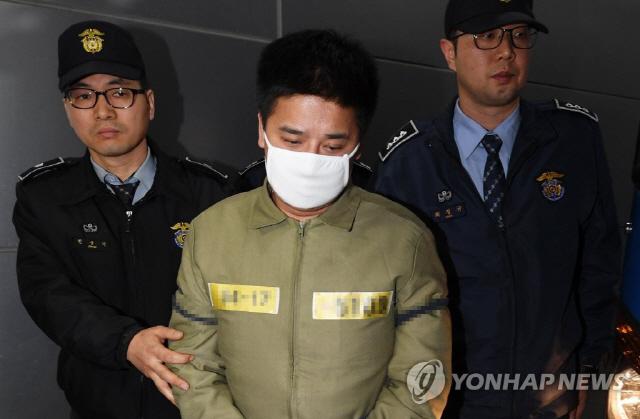 """'어금니 아빠' 이영학 """"사형 다시 봐달라···정신감정 신청"""""""