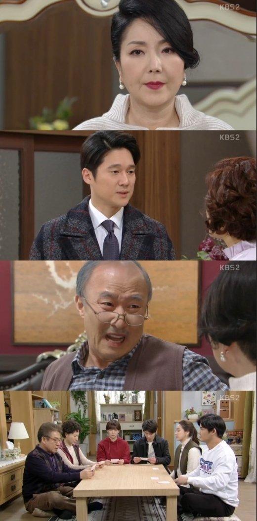 '내 남자의 비밀' 송창의, 끝내 살았지만 가족 떠나는 뒷모습