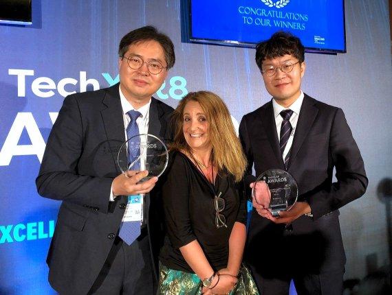SK텔레콤, 5G 기술로 '최우수 네트워크 사업자' 됐다