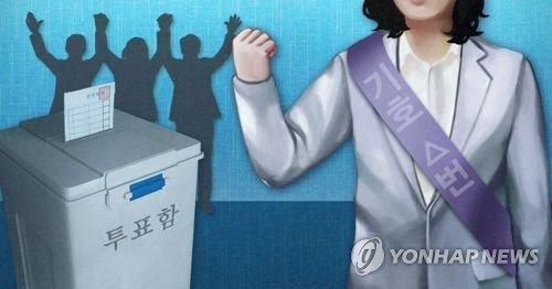 민주당 텃밭 속 野 전북 단체장 4명 '당선'