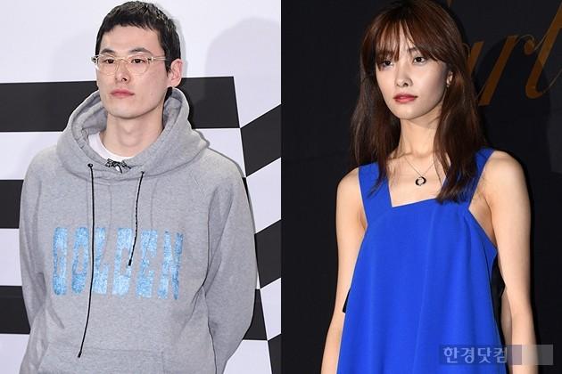 '모델왕' 김원중, 동료 곽지영과 5월 결혼