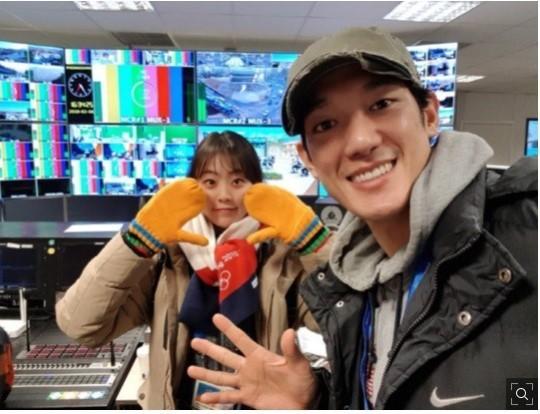 스노보드 해설 `박재민` 화려한 입담으로 화제