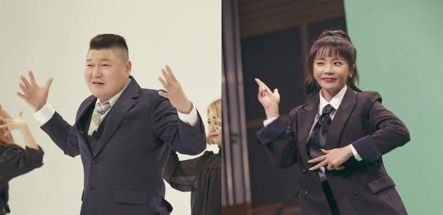 강호동X홍진영, 화제의 콜라보…'복을 발로 차버렸어' 17일 발표