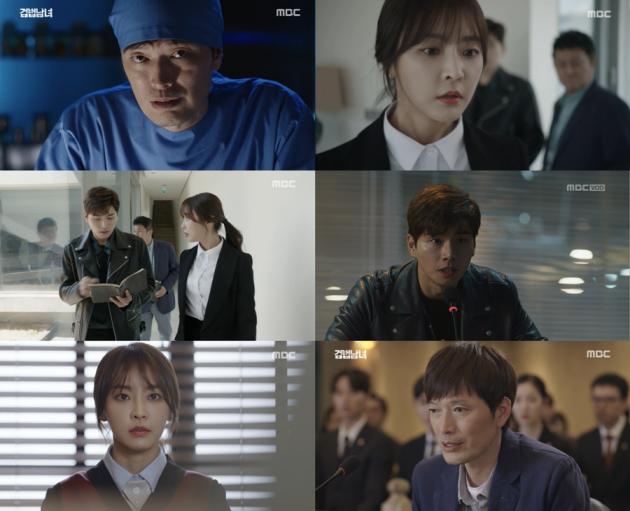 '위대한 유혹자' 부진 잊게 한 '검법남녀' 첫방, 시청률 두배↑