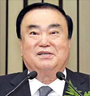 `겉은 장비, 속은 조조` 문희상, 후반기 국회의장 후보로 뽑혀