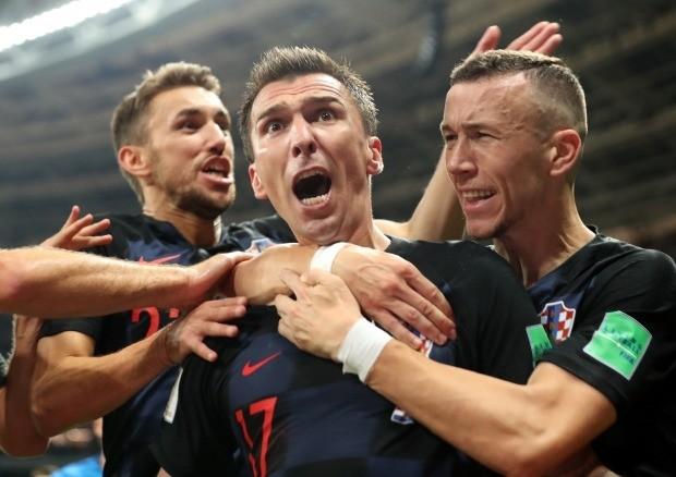크로아티아, 연장서 잉글랜드 꺾고 월드컵 첫 결승행