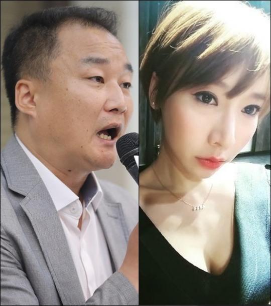 """이수성 감독 """"곽현화, 통화 몰래 녹취후 3억원 요구"""""""