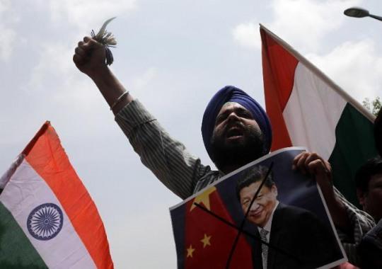 中과 맞선 인도의 무기 '석유 실크로드' 인도양 봉쇄