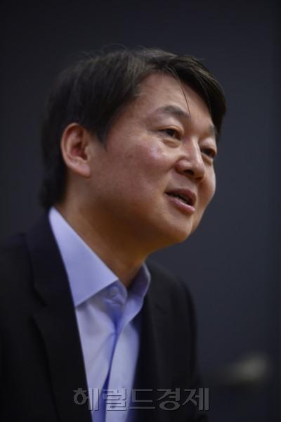 """안철수 """"800만달러 대북지원, 지금이 적기인가 의문"""""""