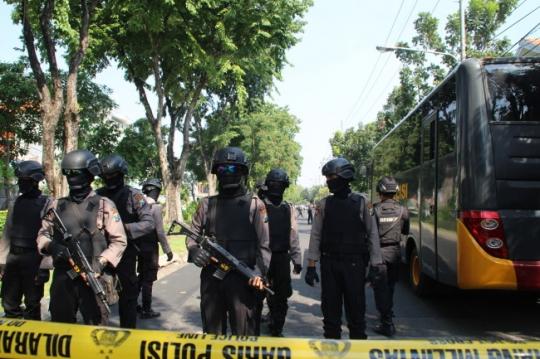 인도네시아 연쇄 폭탄테러…IS계열 'JAD' 배후 추정