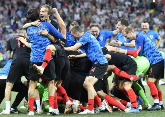 크로아티아 vs 프랑스, 20년 전 월드컵에서는…