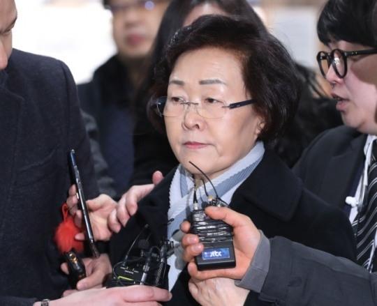 '신연희 증거인멸' 강남구청 직원 2심도 징역2년 실형
